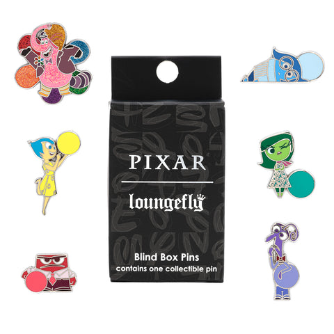 Loungefly X Pixar Inside Out Blind Box Pins