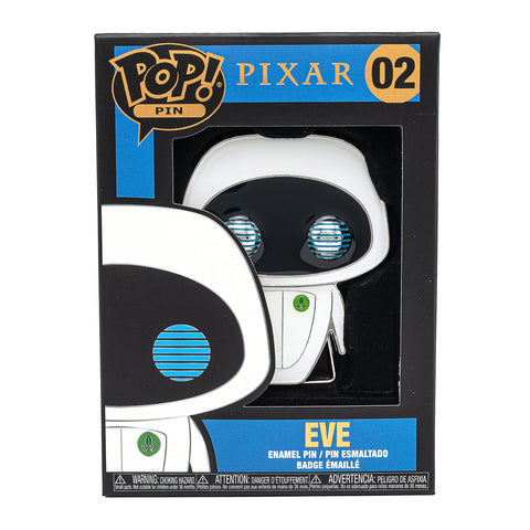 Pixar Eve Funko Pop! Pin