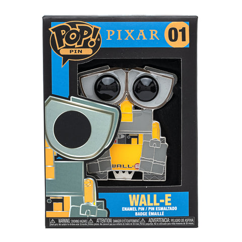 Pixar Wall-E Funko Pop! Pin