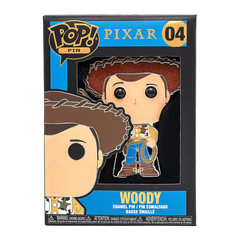Pixar Toy Story Woody Funko Pop! Pin