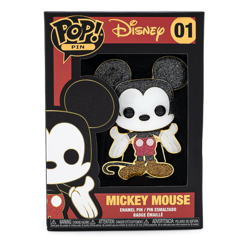 Disney Mickey Mouse Funko Pop! Pin