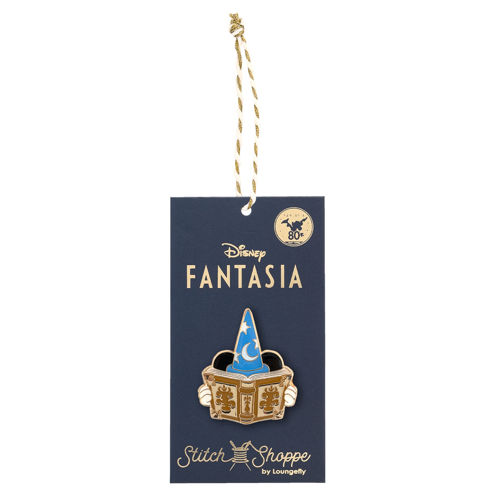 "Disney Fantasia Broom ""Kelly"" Fashion Top-zoom"