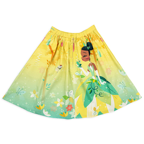 "Disney Stitch Shoppe Princess Tiana ""Sandy"" Skirt"