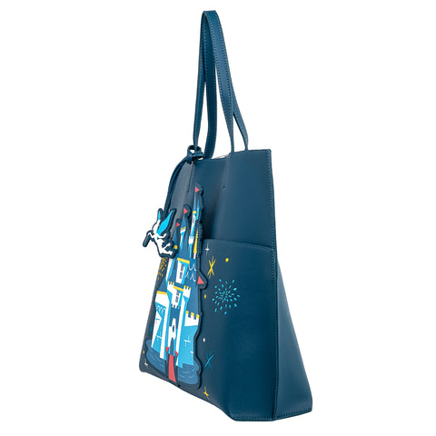Disneyland 65th Anniversary Tote Bag