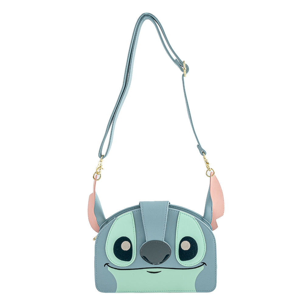 Disney Lilo & Stitch Hula Cosplay Crossbody Bag-zoom