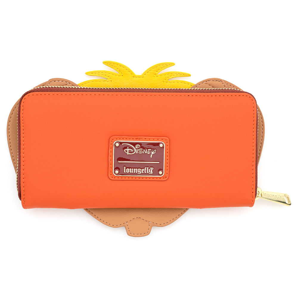 Loungefly X Disney Alice in Wonderland March Hare Cosplay Wallet-zoom