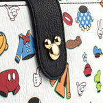 Disney Sensational 6 AOP Wallet