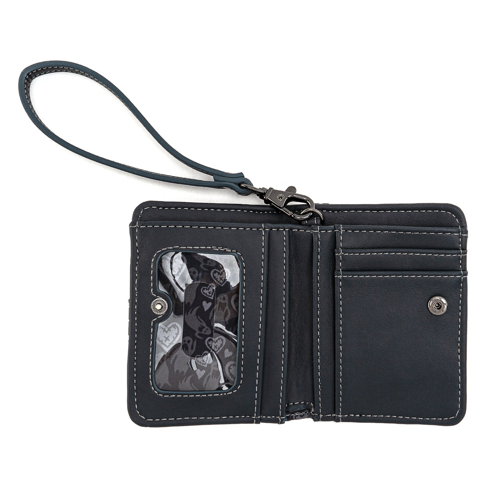 Disney The Nightmare Before Christmas Simply Meant To Be Wristlet Wallet-zoom