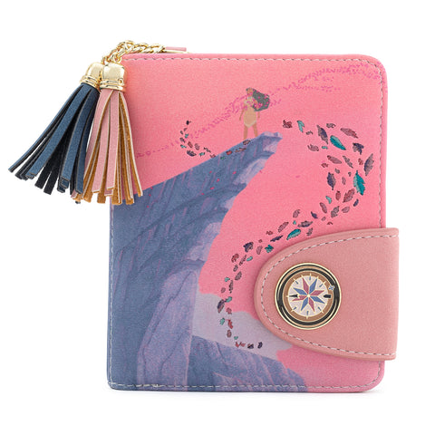 Password: Colors Of The Wind Wallet