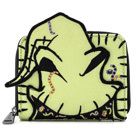 Disney The Nightmare Before Christmas Oogie Boogie Zip Around Wallet
