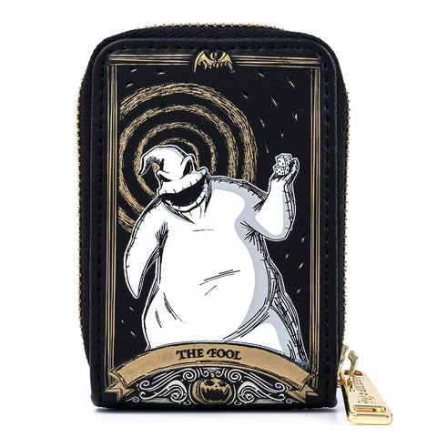 Loungefly X Disney The Nightmare Before Christmas Tarot Card Accordion Wallet