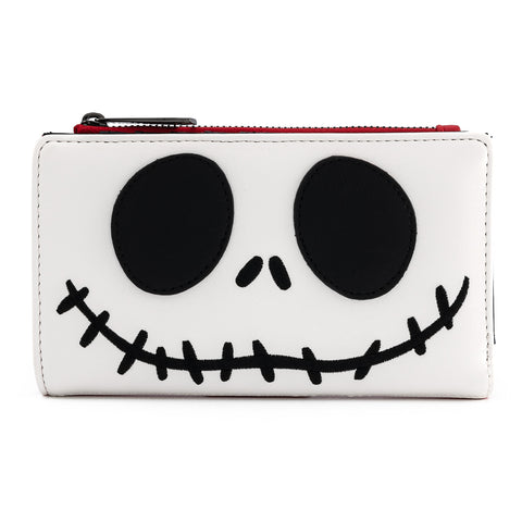 Loungefly X Disney The Nightmare Before Christmas Santa Jack Wallet
