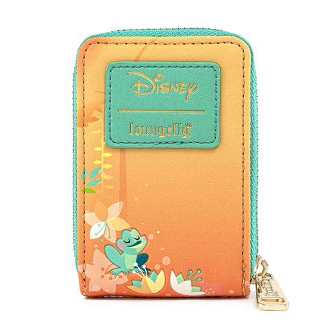 Disney Princess & the Frog Tiana Accordion Wallet