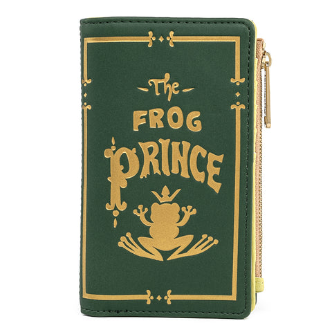 Disney Princess & the Frog Prince Flap Wallet