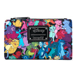 Disney Aristocats Jazzy Cats Flap Wallet