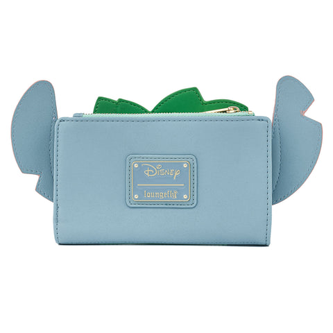 Disney Lilo & Stitch Hula Cosplay Flap Wallet