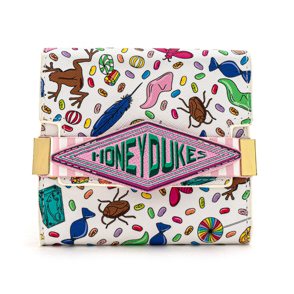 LOUNGEFLY X HARRY POTTER HONEYDUKES CANDIES WALLET-zoom