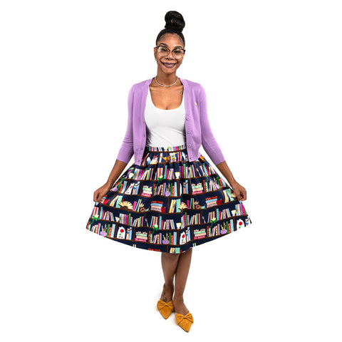 "Disney Stitch Shoppe Princess Books ""Sandy"" Skirt"