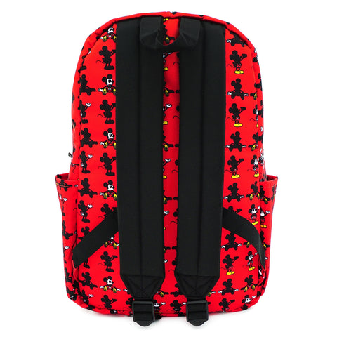 Disney Mickey Mouse Parts AOP Nylon Backpack