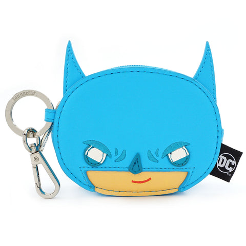 Loungefly x DC Comics Batman Chibi Coin Bag