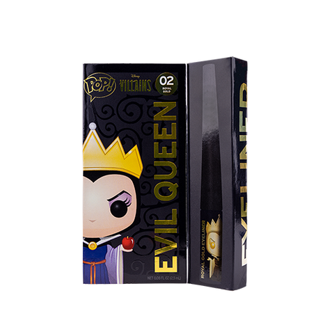 FUNKO POP! AND DISNEY VILLAINS EVIL QUEEN EYELINER by TASTE BEAUTY
