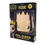 FUNKO POP! AND DISNEY VILLAINS EVIL QUEEN EYESHADOW PALLET by TASTE BEAUTY