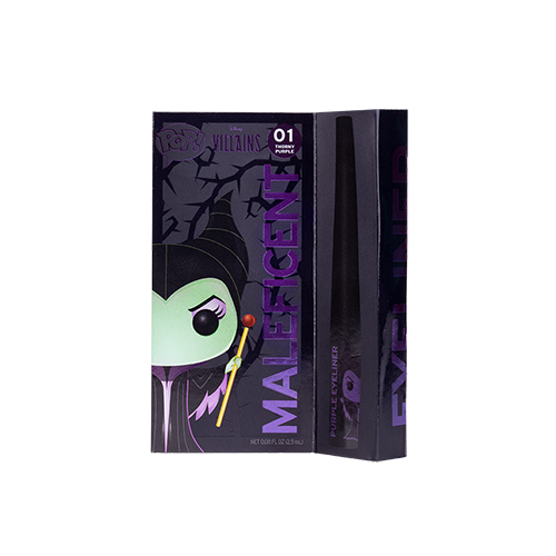 FUNKO POP! AND DISNEY VILLAINS MALEFICENT EYELINER by TASTE BEAUTY-zoom