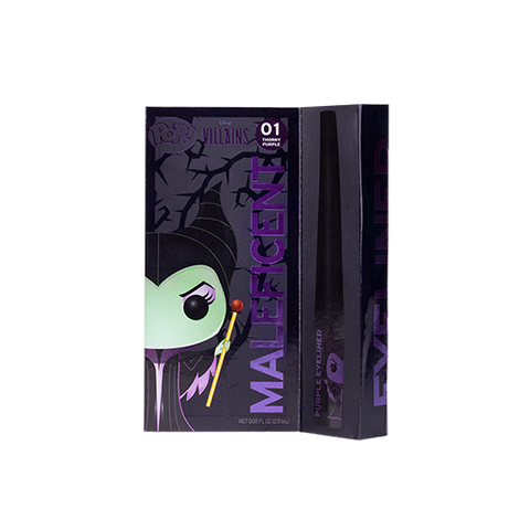 FUNKO POP! AND DISNEY VILLAINS MALEFICENT EYELINER by TASTE BEAUTY