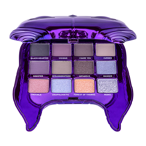 FUNKO POP! AND DISNEY VILLIANS MALEFICENT EYESHADOW PALETTE by TASTE BEAUTY-zoom