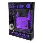 FUNKO POP! AND DISNEY VILLIANS MALEFICENT EYESHADOW PALETTE by TASTE BEAUTY