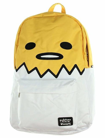 Loungefly x LF Gudetama Big Face BackPack