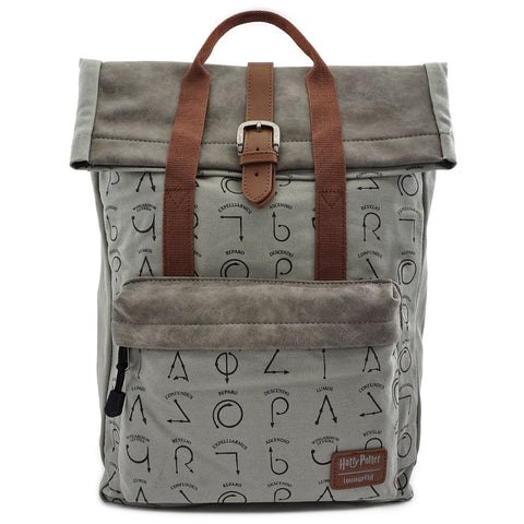 Loungefly x Harry Potter Spells Backpack