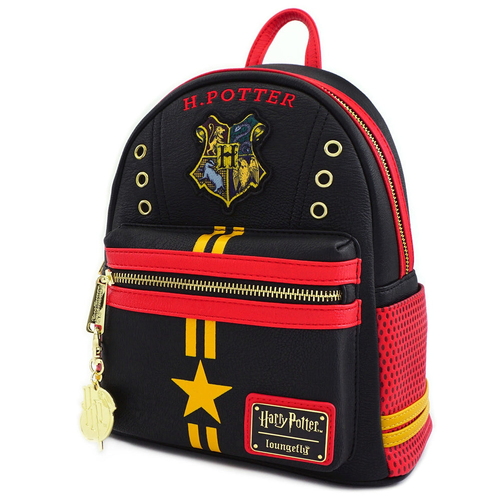 LOUNGEFLY X HARRY POTTER TRIWIZARD CUP COSPLAY MINI BACKPACK-zoom
