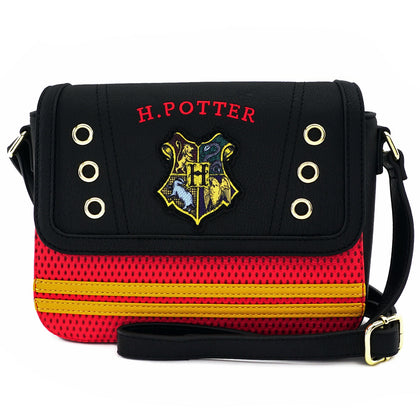LOUNGEFLY X HARRY POTTER TRIWIZARD CUP COSPLAY CROSSBODY BAG