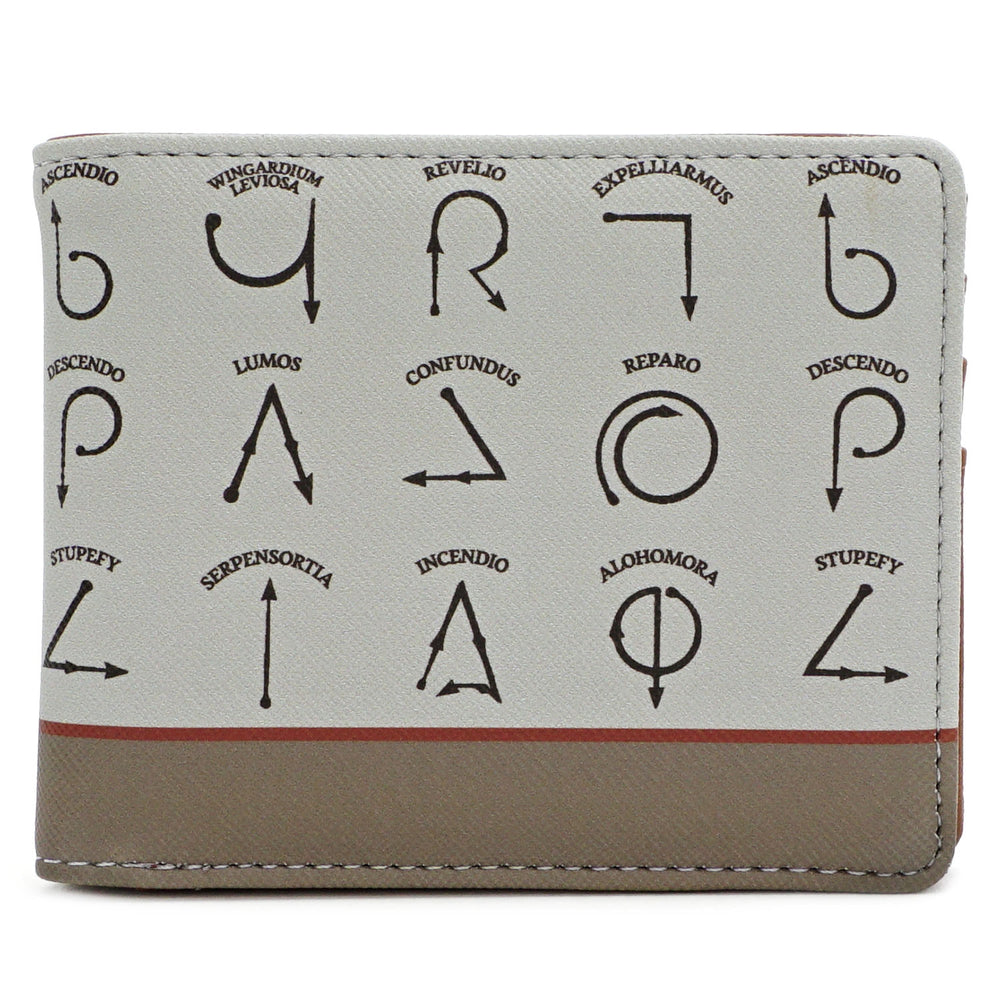 Loungefly x  Harry Potter Spells Wallet-zoom