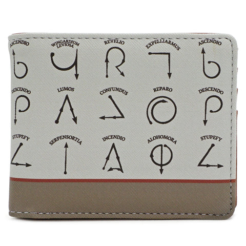 Loungefly x  Harry Potter Spells Wallet
