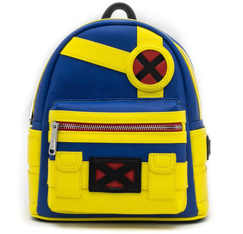 Loungefly x Marvel Cyclops Mini Backpack