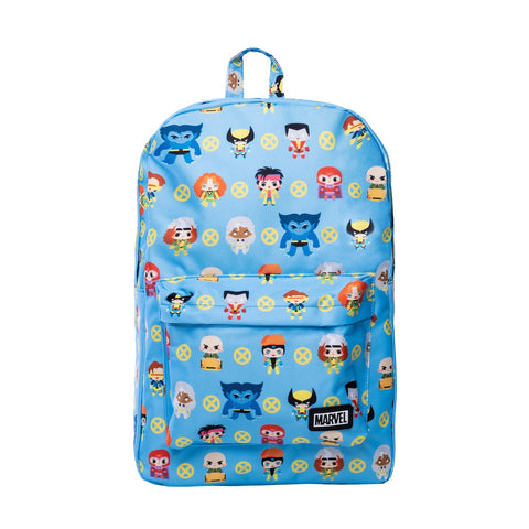 Loungefly x Marvel X-Men Chibi Print Backpack