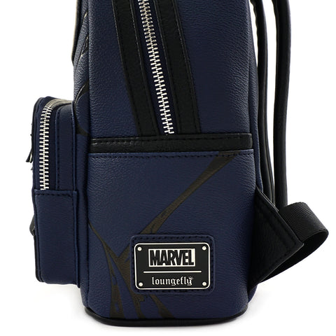 LOUNGEFLY X MARVEL VENOM COSPLAY MINI BACKPACK