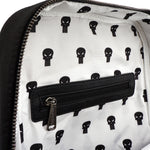 Marvel Punisher Embroidered Canvas Square Backpack
