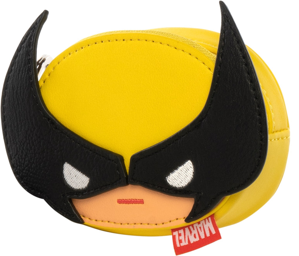 Loungefly x Marvel X-Men Wolverine Coin Bag-zoom