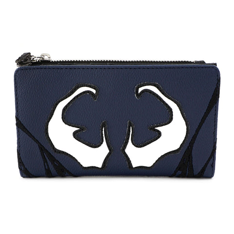LOUNGEFLY X MARVEL VENOM COSPLAY FLAP WALLET