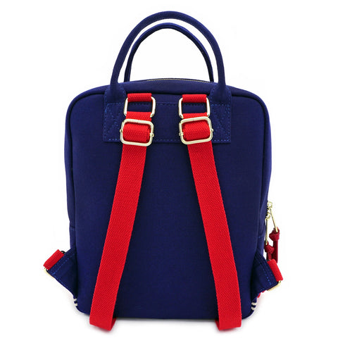 Stranger Things Scoops Ahoy Canvas Backpack