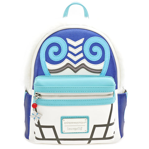 Overwatch Mei Cosplay Mini Backpack