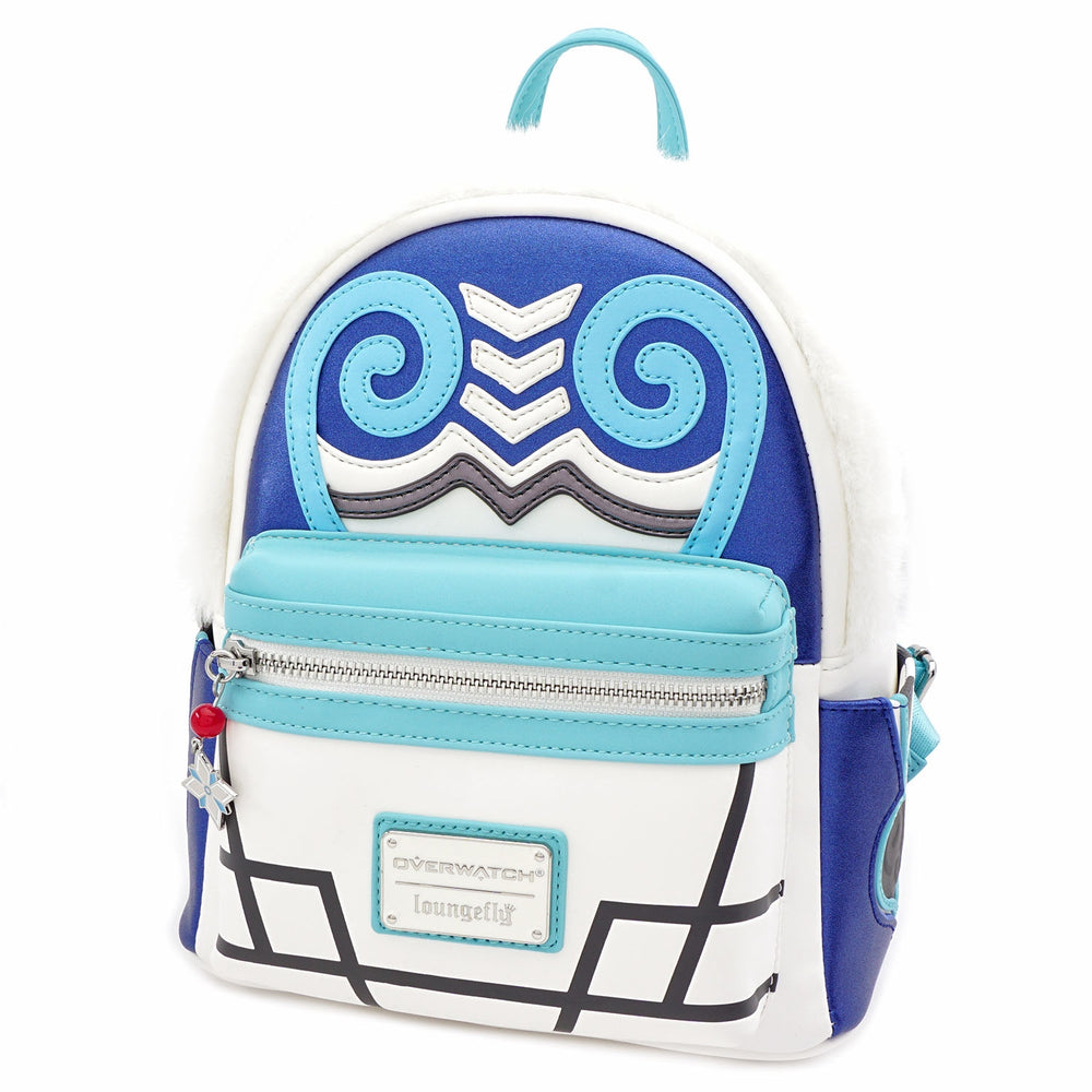 Overwatch Mei Cosplay Mini Backpack-zoom