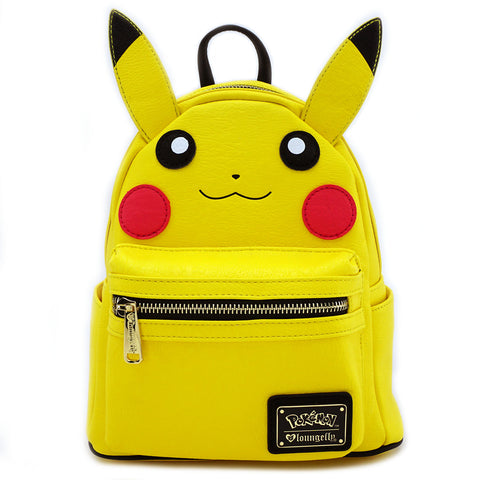 Loungefly x Pokémon Pikachu Cosplay Faux Leather Mini Backpack