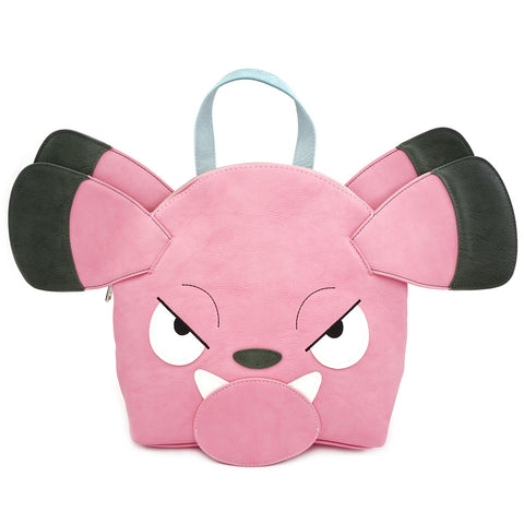 LOUNGEFLY X POKEMON SNUBBULL COSPLAY MINI PU BACKPACK
