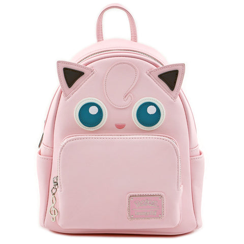 LOUNGEFLY X POKEMON JIGGLY PUFF COSPLAY MINI BACKPACK