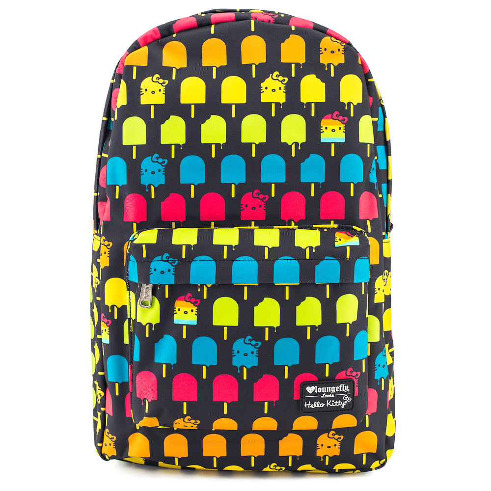 Loungefly x Hello Kitty Popsicle Print Backpack-zoom