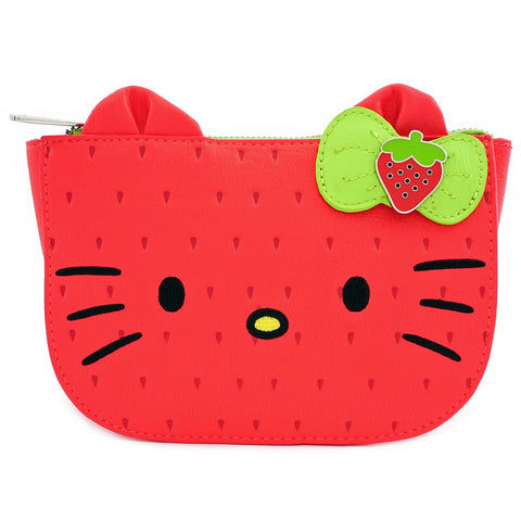 Loungefly x Hello Kitty Strawberry Waist Bag